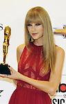 Taylor Swift at 2012 Billboard Music Awards Press Room at MGM Grand In Las Vegas May 20,2012