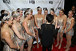 Chita Rivera with The Rockettes attends the Chita Rivera Awards at NYU Skirball Center on May 19, 2019 in New York City.