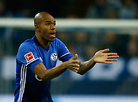 Gelsenkirchen, Germany, 1. Football- BL,  match day 19,<br />FC Schalke 04 - Hannover 96 1-1am <br />21 .01. 2018  in Veltins -Arena auf Schalke  in Gelsenkirchen<br />NALDO  (S04)