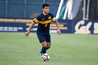 BERKELEY, CA - October 13, 2016: Nick Lima. Cal played UCLA at Edwards Stadium.
