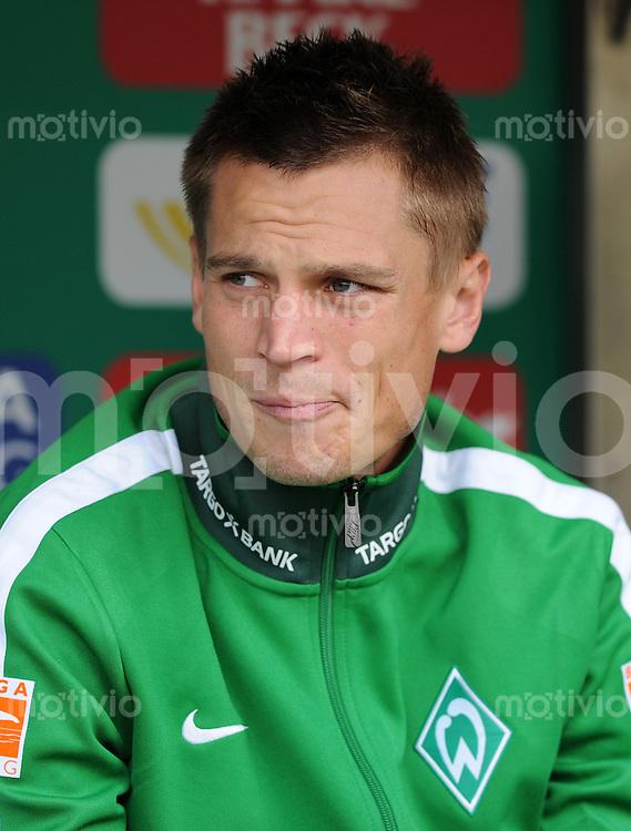 FUSSBALL   1. BUNDESLIGA   SAISON 2010/2011   2. SPIELTAG SV Werder Bremen - 1. FC Koeln      28.08.2010 Markus ROSENBERG (SV Werder Bremen)