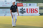 Sam Brazel of Australia putts on the green during the 58th UBS Hong Kong Golf Open as part of the European Tour on 10 December 2016, at the Hong Kong Golf Club, Fanling, Hong Kong, China. Photo by Marcio Rodrigo Machado / Power Sport Images