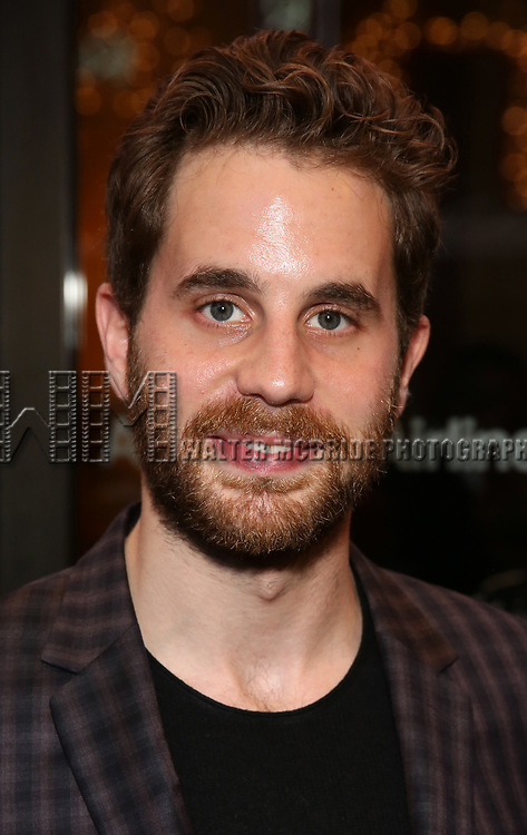 """Ben Platt Attends the Broadway Opening Night of """"All My Sons"""" at The American Airlines Theatre on April 22, 2019  in New York City."""
