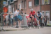 Eugenio Alafaci (ITA/Trek-Segafredo)<br /> <br /> 52nd GP Jef Scherens - Rondom Leuven 2018 (1.HC)<br /> 1 Day Race: Leuven to Leuven (186km/BEL)