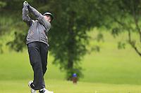 Jack Keenan (Ashbourne) during the Connacht U14 Boys Amateur Open, Ballinasloe Golf Club, Ballinasloe, Galway,  Ireland. 10/07/2019<br /> Picture: Golffile | Fran Caffrey<br /> <br /> <br /> All photo usage must carry mandatory copyright credit (© Golffile | Fran Caffrey)