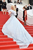 www.acepixs.com<br /> <br /> May 22 2017, Cannes<br /> <br /> Angela Ismailos arriving at the premiere of 'The Killing Of A Sacred Deer' during the 70th annual Cannes Film Festival at Palais des Festivals on May 22, 2017 in Cannes, France.<br /> <br /> By Line: Famous/ACE Pictures<br /> <br /> <br /> ACE Pictures Inc<br /> Tel: 6467670430<br /> Email: info@acepixs.com<br /> www.acepixs.com