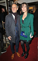 Trevor White and Eleanor Matsuura at the &quot;Betrayal&quot; play press night, The Harold Pinter Theatre, Panton Street, London, England, UK, on Wednesday 13th March 2019.<br /> CAP/CAN<br /> &copy;CAN/Capital Pictures
