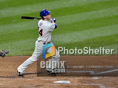 24 July 2012: New York Mets outfielder Jason Bay in action against the Washington Nationals at Citi Field in Flushing, NY. The Nationals defeated the Mets 5-2 to take the second game of their 3-game series. Mandatory Credit: Ed Wolfstein Photo