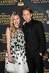 LOS ANGELES - APR 24: Sainty Nelsen, Eric Nelsen at The 42nd Daytime Creative Arts Emmy Awards Gala at the Universal Hilton Hotel on April 24, 2015 in Los Angeles, California