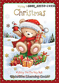 John, CHRISTMAS ANIMALS, WEIHNACHTEN TIERE, NAVIDAD ANIMALES, paintings+++++,GBHSSXC50-1445B,#xa#