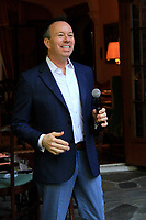 LOS ANGELES - APR 9: David Rambo at The Actors Fund's Edwin Forrest Day Party and to commemorate Shakespeare's 453rd birthday at a private residence on April 9, 2017 in Los Angeles, California