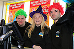 24/9/15 Bray Co Wicklow.<br /> at the open of the new Dealz story in Bray Co Wicklow.<br /> Picture Fran Caffrey /Newsfile/Professional Images