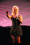 Ilene Kristen OLTL performs at VintAGE: Celebrating Women Artists Over 40 - The New York Coalition of Professional Qomen in the ts & Media, INC. in association with American Federation of Television & Radio Artists and the Screen Actors Guild presents VintAGE on March 1, 2010 at Peter Norton Symphony Space, New York City, New York. (Photo by Sue Coflin/Max Photos)