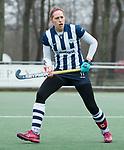 Den Haag - Hoofdklasse hockey dames, HDM-GRONINGEN  (6-2).  Pien van Nes (HDM)  COPYRIGHT KOEN SUYK