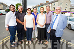 Bill Thorne Director of Exodea Consultants with members of the Castleisaland Chamber Alliance at the launch of the Public Consultation to develop Castleisland town inthe River Island Hotel on Thursday evening l-r: Neil Browne, Brian O'Sullivan, Patricia Walsh, Nicola Lawless, Fiona Callen, Jeremy Burke