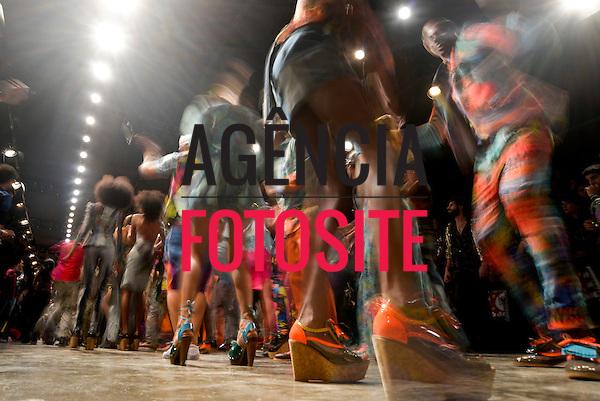 Sao Paulo, Brasil - 18/03/2013 - Deesfile de Cavalera durante o SPFW  - Verao 2014. Foto : Cris von Ameln/FOTOSITE
