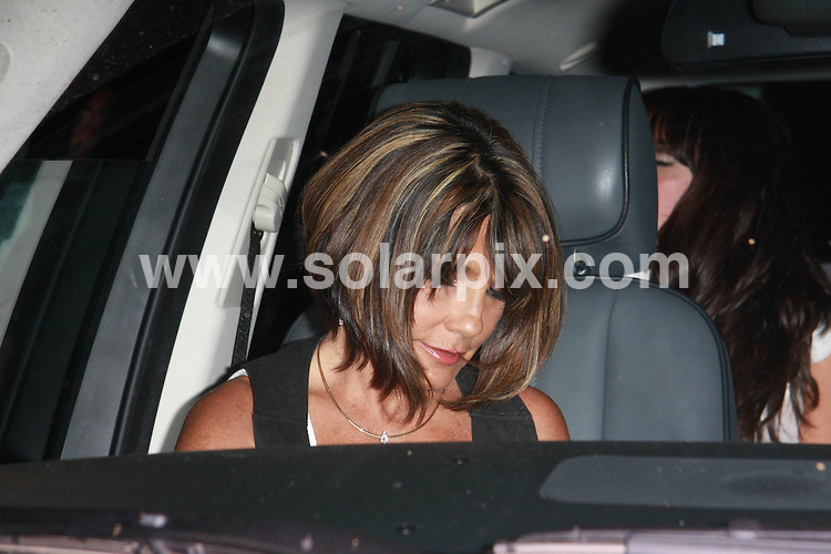 **ALL ROUND PICTURES FROM SOLARPIX.COM**.**WORLDWIDE SYNDICATION RIGHTS**.**NO PUBLICATION IN AUSTRALIA, DENMARK, GERMANY, NEW ZEALAND, RUSSIA, UK OR USA**.Lynn Spears escorted out of STK Restaurant after a late night dinner with friends, California, USA. 26th August 2008..This pic: Lynn Spears..JOB REF: 7136 LAP (JSG)      DATE: 26_08_2008.**MUST CREDIT SOLARPIX.COM OR DOUBLE FEE WILL BE CHARGED* *UNDER NO CIRCUMSTANCES IS THIS IMAGE TO BE REPRODUCED FOR ANY ONLINE EDITION WITHOUT PRIOR PERMISSION*