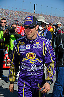 14 February, 2010, Daytona Beach, Florida USA USA.Matt Kenseth (#17).©F. Peirce Williams 2010 USA.
