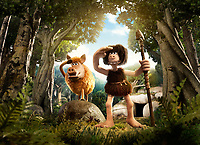 Early Man (2018) <br /> HOGNOB and DUG (Eddie Redmayne) <br /> *Filmstill - Editorial Use Only*<br /> CAP/FB<br /> Image supplied by Capital Pictures