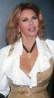 Raquel Welch, 1991, Photo By John Barrett/PHOTOlink