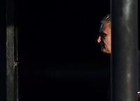 SÃO PAULO,SP, 05 julho 2013 -   Tite durante treino do Corinthians no CT Joaquim Grava na zona leste de Sao Paulo, onde o time se prepara  para para enfrenta o Bahia pelo campeonato brasileiro . FOTO ALAN MORICI - BRAZIL FOTO PRESS