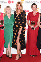 Morganna Robinson in the winners room for the BAFTA TV Awards 2018 at the Royal Festival Hall, London, UK. <br /> 13 May  2018<br /> Picture: Steve Vas/Featureflash/SilverHub 0208 004 5359 sales@silverhubmedia.com