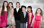 Young Ensemble Actors attending the Broadway Opening Night Performance After Party for 'Cat On A Hot Tin Roof' at The Lighthouse at Chelsea Piers in New York City on 1/17/2013
