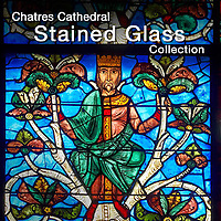 Photos & Pictures of the Stained Glass Windows of Chartres Cathedral, France