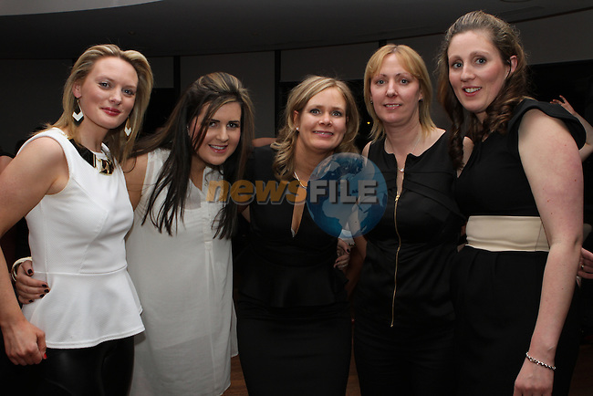 Joanne Brown celebrates her 40th in Bru with Caroline Dyer, Linda Gallagher, Samantha Walsh and Jenny Jordan...Photo NEWSFILE/Jenny Matthews..(Photo credit should read Jenny Matthews/NEWSFILE)