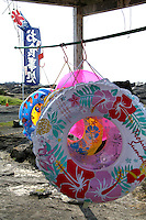 Inflatables at the Beach, Jogashima