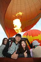 20151126 November 26 Hot Air Balloon Gold Coast