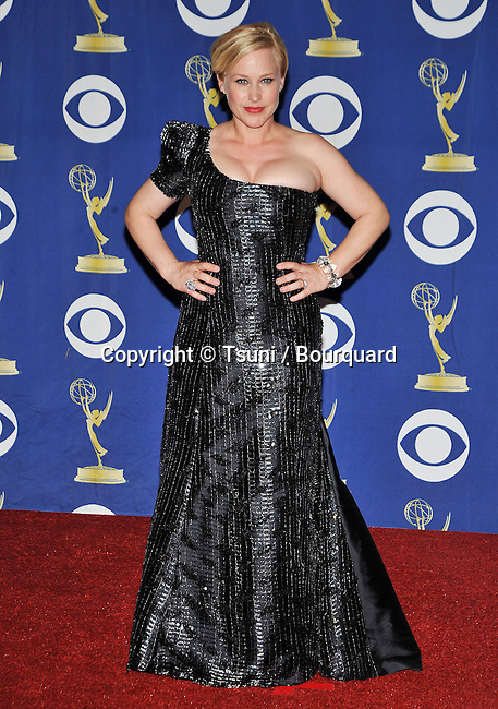 Patricia Arquette     -<br /> 61st Primetime EMMY Awards at the Nokia Theatre In Los Angeles.
