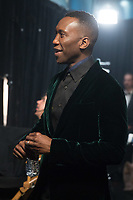 Mahershala Ali backstage during the live ABC Telecast of The 90th Oscars&reg; at the Dolby&reg; Theatre in Hollywood, CA on Sunday, March 4, 2018.<br /> *Editorial Use Only*<br /> CAP/PLF/AMPAS<br /> Supplied by Capital Pictures