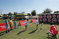 Photo before the match Ecuador vs Peru, Corresponding Group -B- America Cup Centenary 2016, at Univesity of Phoenix Stadium,<br /> <br /> Foto previo al partido Ecuador vs Peru, Correspondiante al Grupo -B-  de la Copa America Centenario USA 2016 en el Estadio de la Universidad de Phenix, en la foto: Sponsors Coca Cola<br /> <br /> <br /> 0806/2016/MEXSPORT/Osvaldo Aguilar.