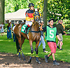 Enticing Evening with Larissa Biess aboard before The International Ladies Fegentri race at Delaware Park on 6/13/17