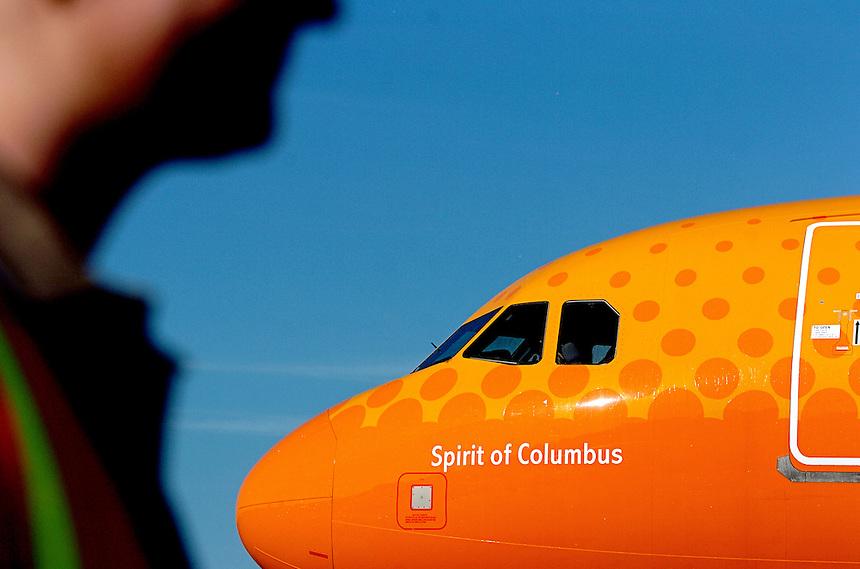 Spirit of Columbus.