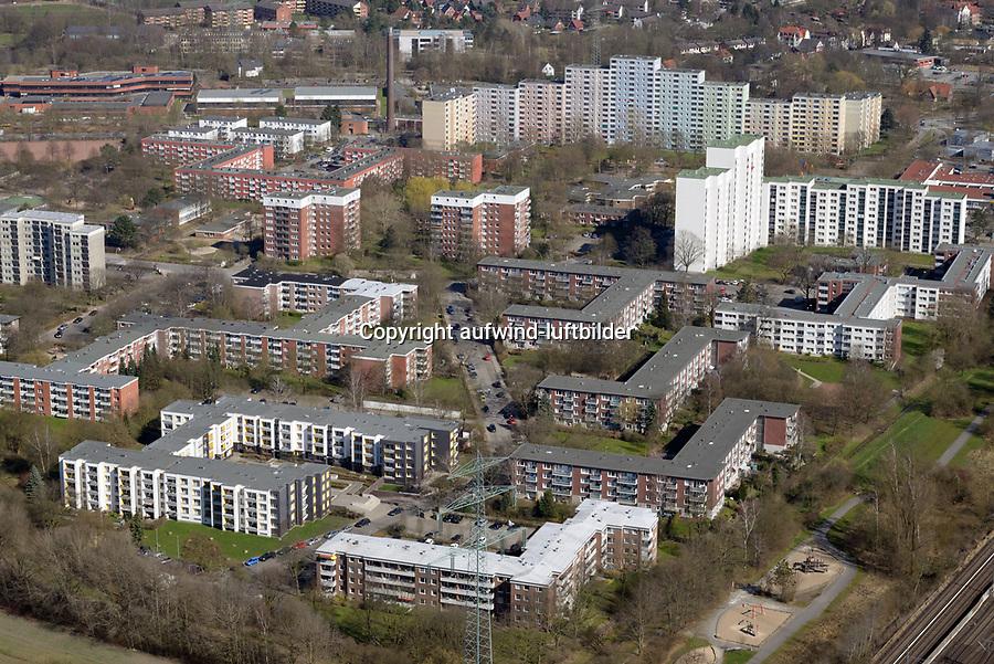 Bergedorf West: EUROPA, DEUTSCHLAND, HAMBURG, (EUROPE, GERMANY), 27.03.2017: Bergedorf West