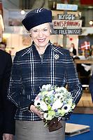 Princess Benedikte of Denmark in Hamburg 020718