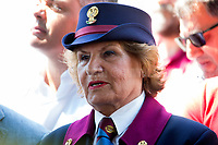 Giuseppa Catalano - Sister of Police officer Agostino Catalano, killed by the mafia while protecting Judge Borsellino - https://en.wikipedia.org/wiki/Via_D%27Amelio_bombing .<br />