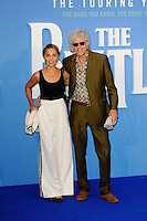 LONDON, ENGLAND - SEPTEMBER 15:  Jeanne Marine, Bob Geldof attending the 'The Beatles: Eight Days A Week - The Touring Years'  World Premiere at Odeon Cinema, Leicester Square on September 15, 2016 in London, England.<br /> CAP/MAR<br /> &copy;MAR/Capital Pictures /MediaPunch ***NORTH AND SOUTH AMERICAS ONLY***