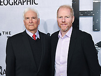 """09 May 2019 - Beverly Hills, California - Lt. Col. Jerry Jaax, Noah Emmerich. National Geographic Screening of """"The Hot Zone"""" held at Samuel Goldwyn Theater. <br /> CAP/ADM/BB<br /> ©BB/ADM/Capital Pictures"""