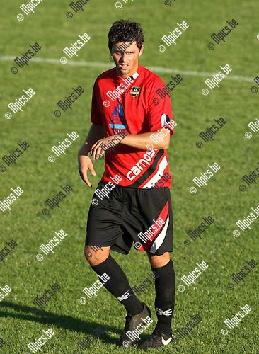 2009-09-07 / Voetbal / seizoen 2009-2010 / Schoten SK / Spillemaekers Benny..Foto: Maarten Straetemans (SMB)