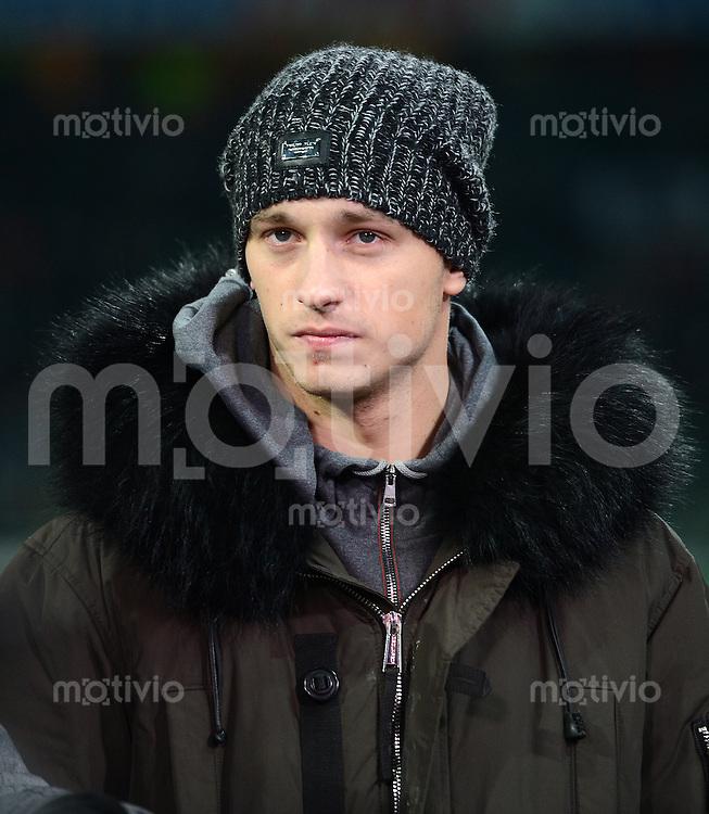 FUSSBALL   1. BUNDESLIGA   SAISON 2012/2013    18. SPIELTAG SV Werder Bremen - Borussia Dortmund                   19.01.2013 Marko Arnautovic (SV Werder Bremen)