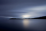 gray day, Eagle Harbor