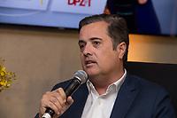 SAO PAULO, SP, 06.08.2018 - COLETIVA DE IMPRENSA - <br /> Roberto Gnypek vice presidente de marketing do Mc Donaldslan&ccedil;a a Promo&ccedil;&atilde;o &quot;Girou, Ligou Ganhou&quot; da marca Renault em conjunto com o Mc Donalds na manh&atilde; desta segunda-feira, 06 do Hotel Thivoli Monfarrej, na regi&atilde;o dos Jardins, em S&atilde;o Paulo(Foto: Ci&ccedil;a Neder/Brazil Photo Press)