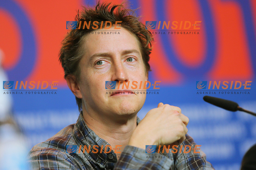 David Gordon Green. Berlin 13/02/2013. 63th Berlinale 'Prince Avalanche' press Conference. foto Mark Cape/Insidefoto
