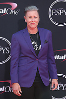 Gabby DouglasLOS ANGELES, CA - JULY 12: Abby Wambach at The 25th ESPYS at the Microsoft Theatre in Los Angeles, California on July 12, 2017. Credit: Faye Sadou/MediaPunch