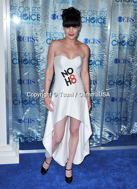 Paulette Perrette -  People's Choice Awards 2011 at the Nokia Theatre In Los Angeles.