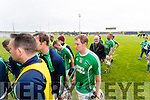 Ballyduff players after a draw in the County Senior Hurling Final at Austin Stack Park on Sunday.