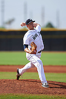 Seattle Mariners pitcher Ryan Horstman (50) during an instructional league intrasquad game on October 6, 2015 at the Peoria Sports Complex in Peoria, Arizona.  (Mike Janes/Four Seam Images)